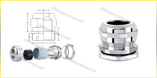 Weather Proof ip68 Cable Gland